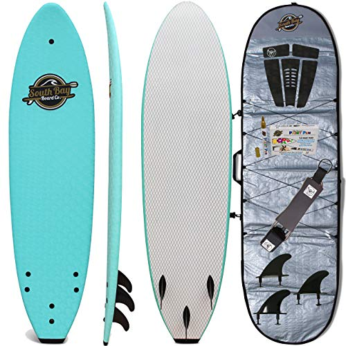 South Bay Board Co. Soft Top Surfboard