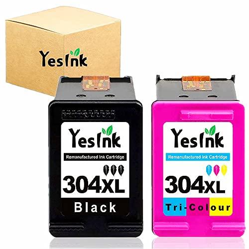 304XL Cartuchos de tinta reciclados para HP 304 Cartucho tinta HP 304 HP 304 XL HP 304 Negro y Color para HP Envy 5010 5020 5030 Deskjet 2620 2622