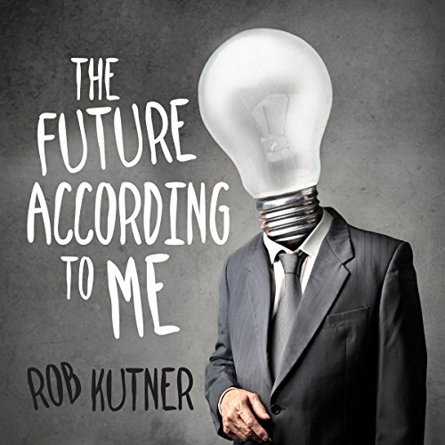 The Future According to Me audiobook cover art