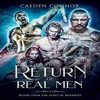 The Return of Real Men audiobook cover art