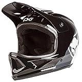 TSG Downhill Squad - Casco de ciclismo (talla M), color negro