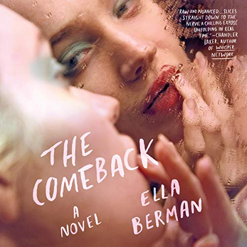 The Comeback audiobook cover art