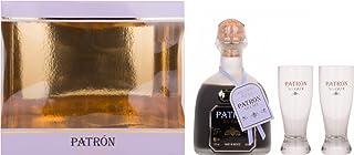 Patron XO Café Liqueur mit Geschenkverpackung mit 2 Gläsern Likör 1 x 0.7 l