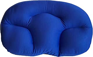 AQHXLS The New Egg Pillow, Soft and Comfortable Waist Pillow, Protect The Cervical Spine to Help Sleep Rebound Memory Pill...