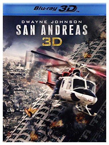 San Andreas [2Blu-Ray] [Region B] (IMPORT) (Keine deutsche Version)