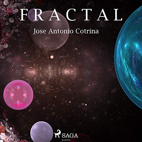 Diseño de la portada del título Fractal