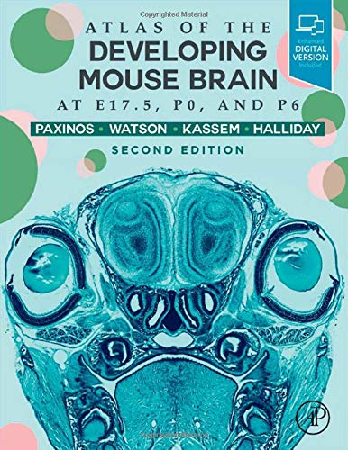 Compare Textbook Prices for Atlas of the Developing Mouse Brain 2 Edition ISBN 9780128185438 by Paxinos, George,Halliday, Glenda,Watson, Charles,Kassem, Mustafa S.