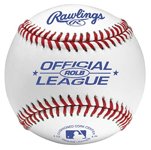 Rawlings Official USSSA League Baseball, 12 Count, ROLB