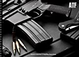 Firearms Acquisition and Disposition Record Book.: ATF Track Gun Inventory Book Journal (FFL Log Book)