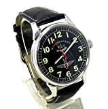 Military Raketa Limited Edition Vintage Collectible Mens Wrist Watch 17 Jewels USSR Rare Mens Gift