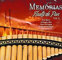 Memorias Flauta De Pan Vol.Ii