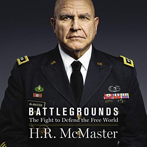Battlegrounds Audiobook By H. R. McMaster cover art