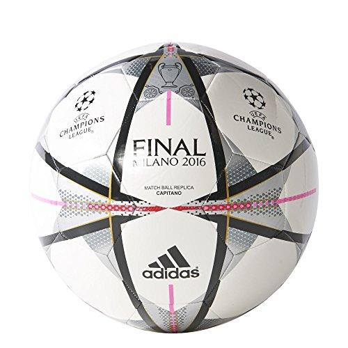 Adidas Pallone Da Calcio Finale Champions League Milano 2016 Capitano N4
