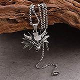 Immagine 2 collana pendente catena da uomo