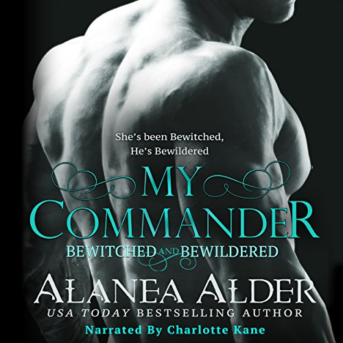 My Commander audiobook cover art