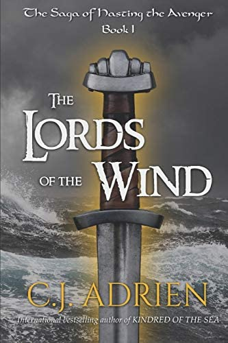 The Lords of the Wind The Saga of Hasting the Avenger product image