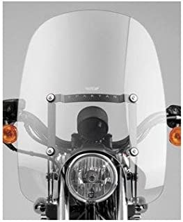 National Cycle 09-14 Harley XL883N Spartan Quick-Release Windshield (18-1/2