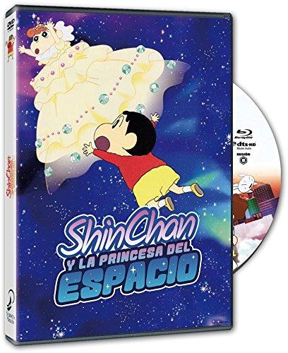 Shinchan La Princesa Del Espacio [DVD]
