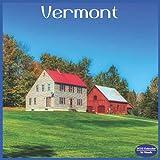 Vermont Calendar 2022: 16 Month Squire Calendar 2022