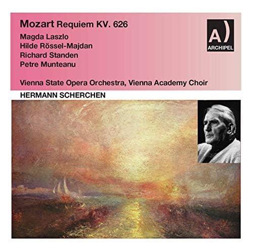 Vienna State Opera Orchestra & Hermann Scherchen