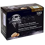 Bradley Smoker BISQUETTES, Hickory 120PK Camping,Hiking,Travel