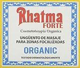 Rhatma Forte - Ungüento balsámico, Descongestiona y relaja los músculos, 50ml