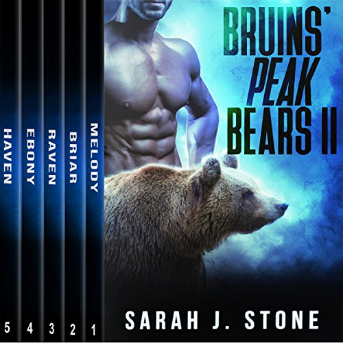 Bruins' Peak Bears Box Set (Volume II)                   By:                                                                                                                                 Sarah J. Stone                               Narrated by:                                                                                                                                 Matt Standley                      Length: 20 hrs and 42 mins     1 rating     Overall 5.0