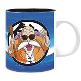 Dragon Ball Kame Sennin Unisex Taza multicolor, cerámica,