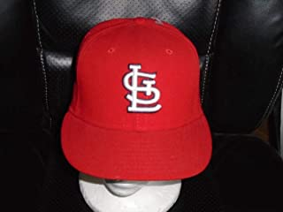 LOUIS CARDINALS 59FIFTY BASEBALL YOUTH HAT FITTED HAT 6 7 8 NEW 49e4706b42ab