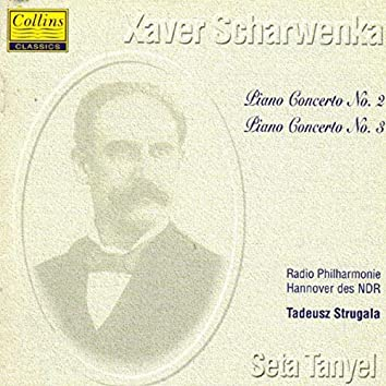 Scharwenka: Piano Concerto No. 2 & No. 3