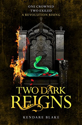 Book's Cover of Two Dark Reigns (Three Dark Crowns Book 3) (English Edition) Versión Kindle