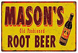 Mason's Root Beer sign for sale
