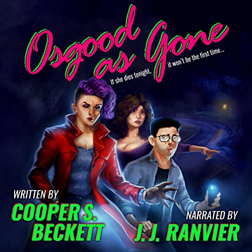 Osgood as Gone Audiobook By Cooper S. Beckett cover art