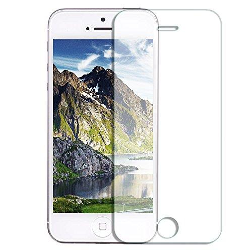 3x Cristal Templado para Apple iPhone 5 / 5s / SE /...