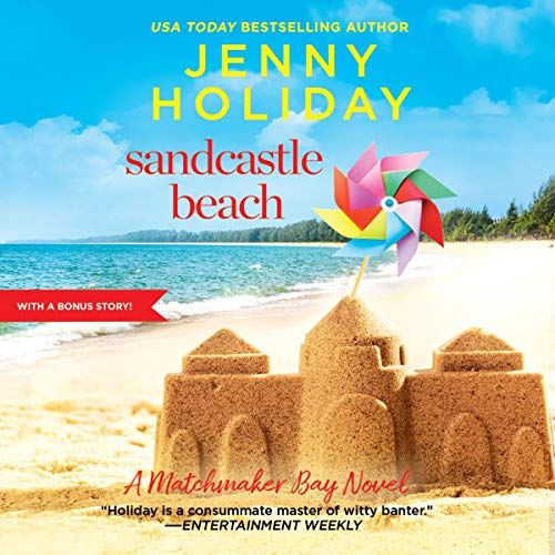 Sandcastle Beach Audiobook By Jenny Holiday cover art