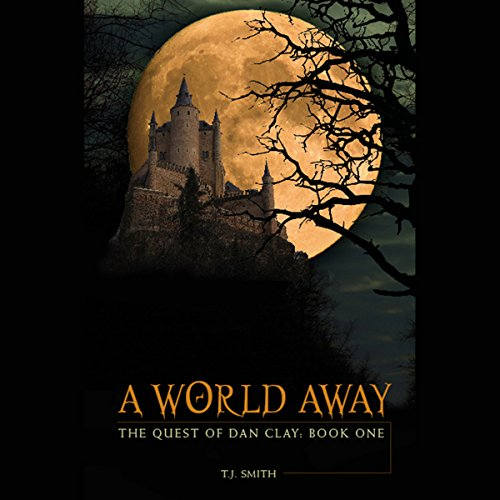 A World Away audiobook cover art