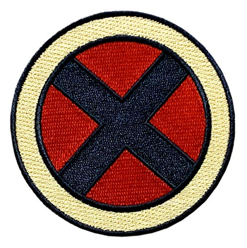 X-Men Embroidered Patch (Iron on Sew on - 3.0 inch -MS7)