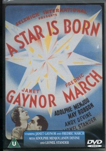 A Star is born Gaynor Drama DVD-KOSTENLOSE LIEFERUNG