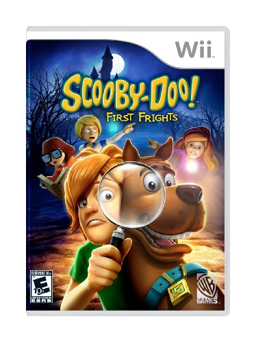 Product Image of the WB Games Scooby-Doo First Frights