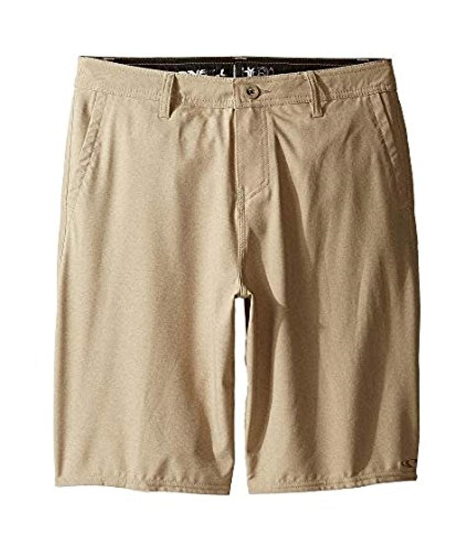 オニール ONeill Kids キッズ 男の子 ショーツ 半ズボン Heather Khaki Loaded Heather Hybrid Shorts (Big [並行輸入品]
