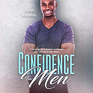 Confidence for Men cover art