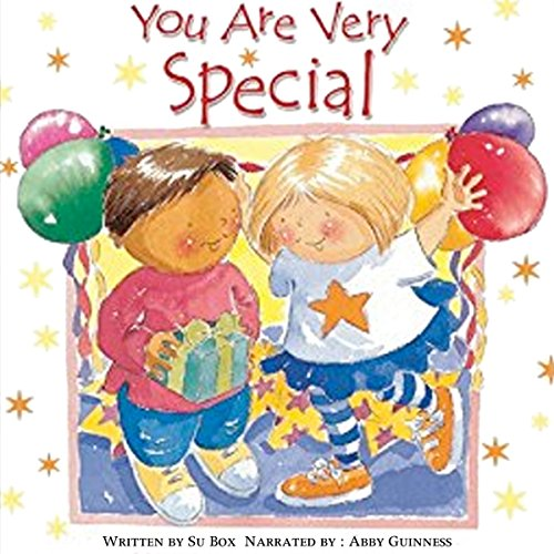 You Are Very Special: With a Special Surprise for You Inside! audiobook cover art