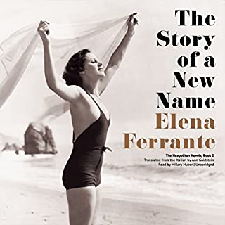 The Story of a New Name audiobook cover art