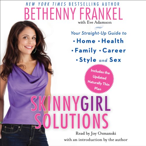 Skinnygirl Solutions audiobook cover art
