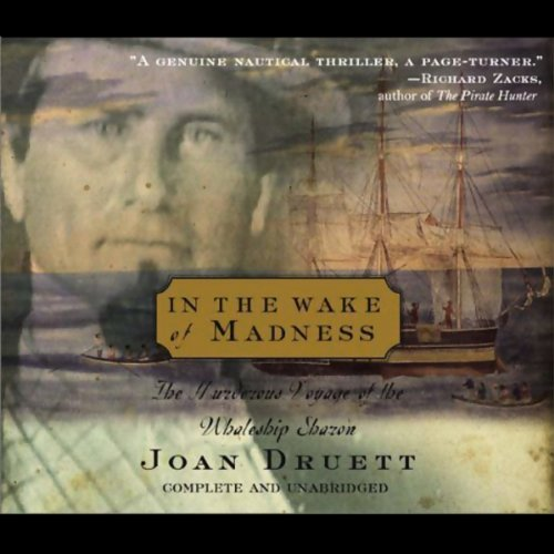 In the Wake of Madness audiobook cover art
