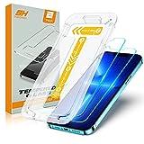Cocoda Protector Pantalla Compatible con iPhone 13 Pro MAX 6.7 Pulgadas [2 Unidades],...