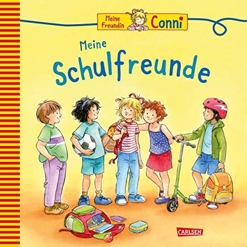 Meine Freundin Conni - Meine Schulfreunde: Freundebuch zum Eintragen für die Grundschule