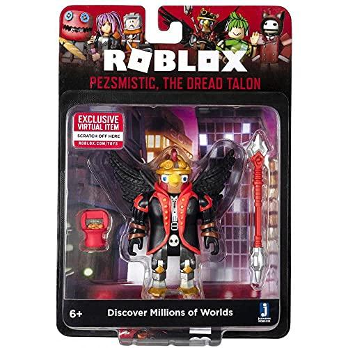 Roblox Figura 7 Cm Pezsmistic The Dread Talon (a terrível garra)