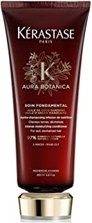 Kerastase Aura Botanica Soin Fondamental Intense Moisturizing Conditioner by Kerastase for Unisex - 6.8 oz Conditioner, 200 ml