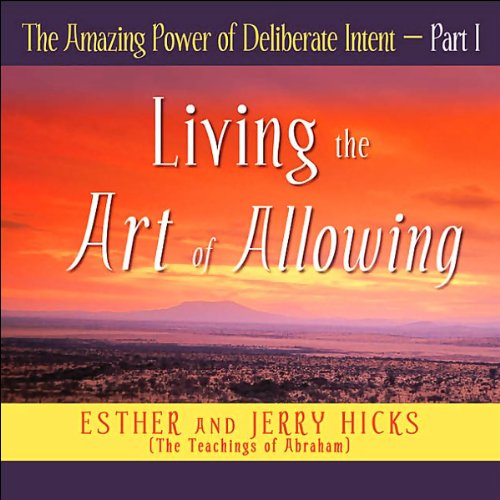 The Amazing Power of Deliberate Intent, Part I cover art